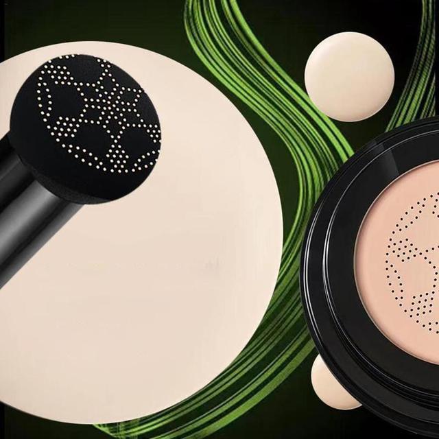 Mushroom Head Make up Air Cushion Moisturizing Foundation Air-permeable Natural Brightening Makeup Care BB Cream 5