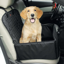 Pet Dog Car Seat Cover 2 in 1 Dog Car Protector Transporter Waterproof Cat Basket Dog Car Seat Hammock For Dogs In The Car