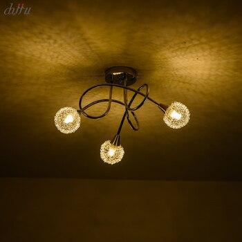 Luces led colgantes para sala de estar, lámparas colgantes modernas para cocina,...
