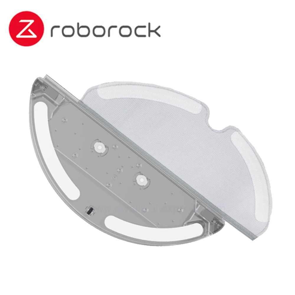 Orijinal paspas bezi kuru su deposu paspas ve su Tank filtresi elektrikli süpürge parçaları kitleri Xiaomi Roborock S50 S51 S52 xiaowa