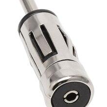 Автомобильный Радио Стерео ISO к Din антенна мачта адаптер Разъем для автомобильного Радио Стерео Авторадио подходит для большинства типов