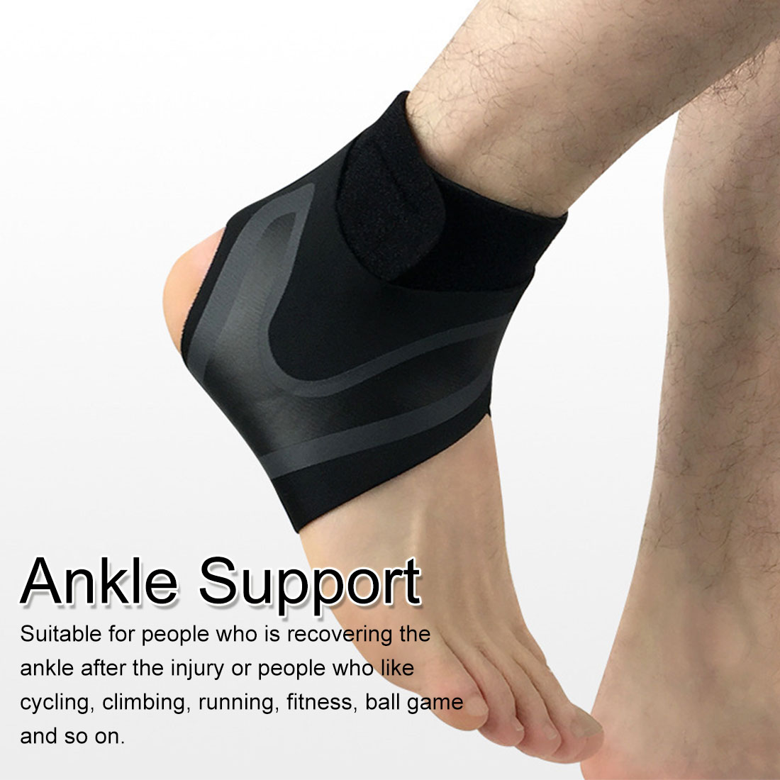 Sport Compression Socks Running//Bike Ankle Protection Thin and Fit