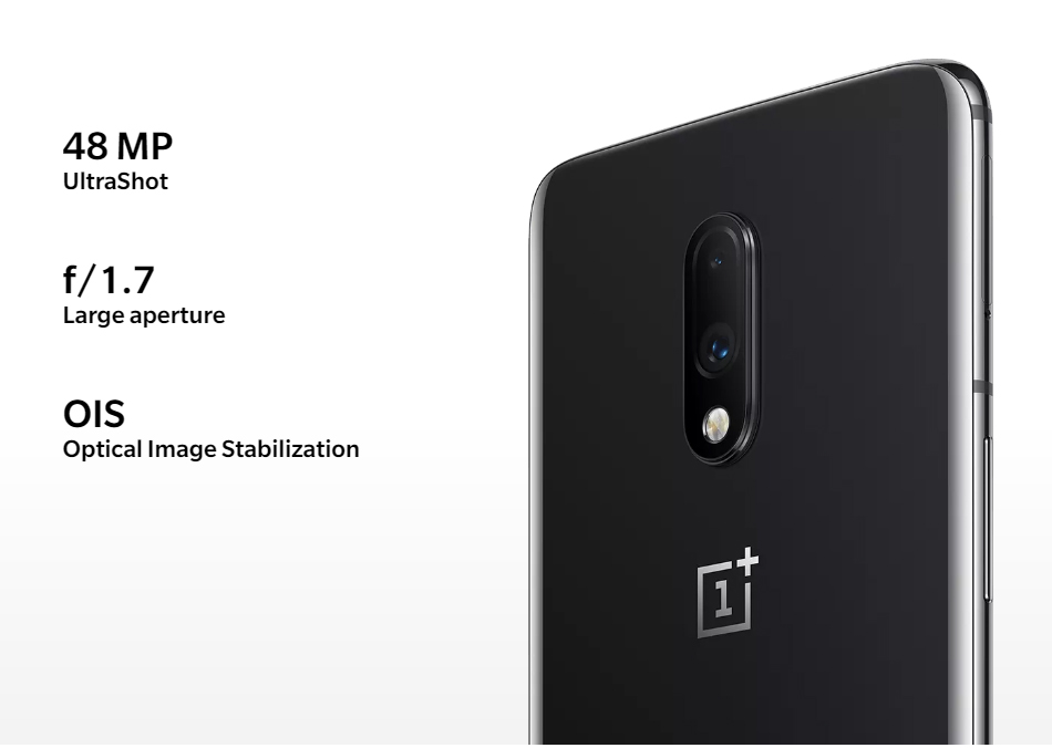Global Version OnePlus 7 6/8GB RAM 128/256GB ROM Snapdragon 855 UFS 3.0 Dual Camera 48 MP Fingerprint Recognition Smartphone 29