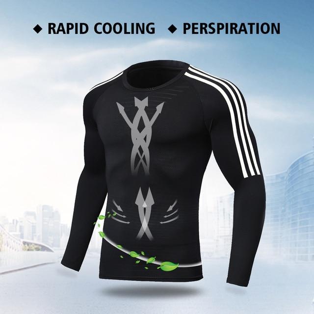 men's sports training suit  4