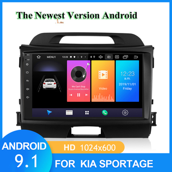 for KIA sportage 2010 2011 2012 2013 2014 2015 2016 2Din Car Android Radio multimedia player 2 Din autoradio GPS WiFi image