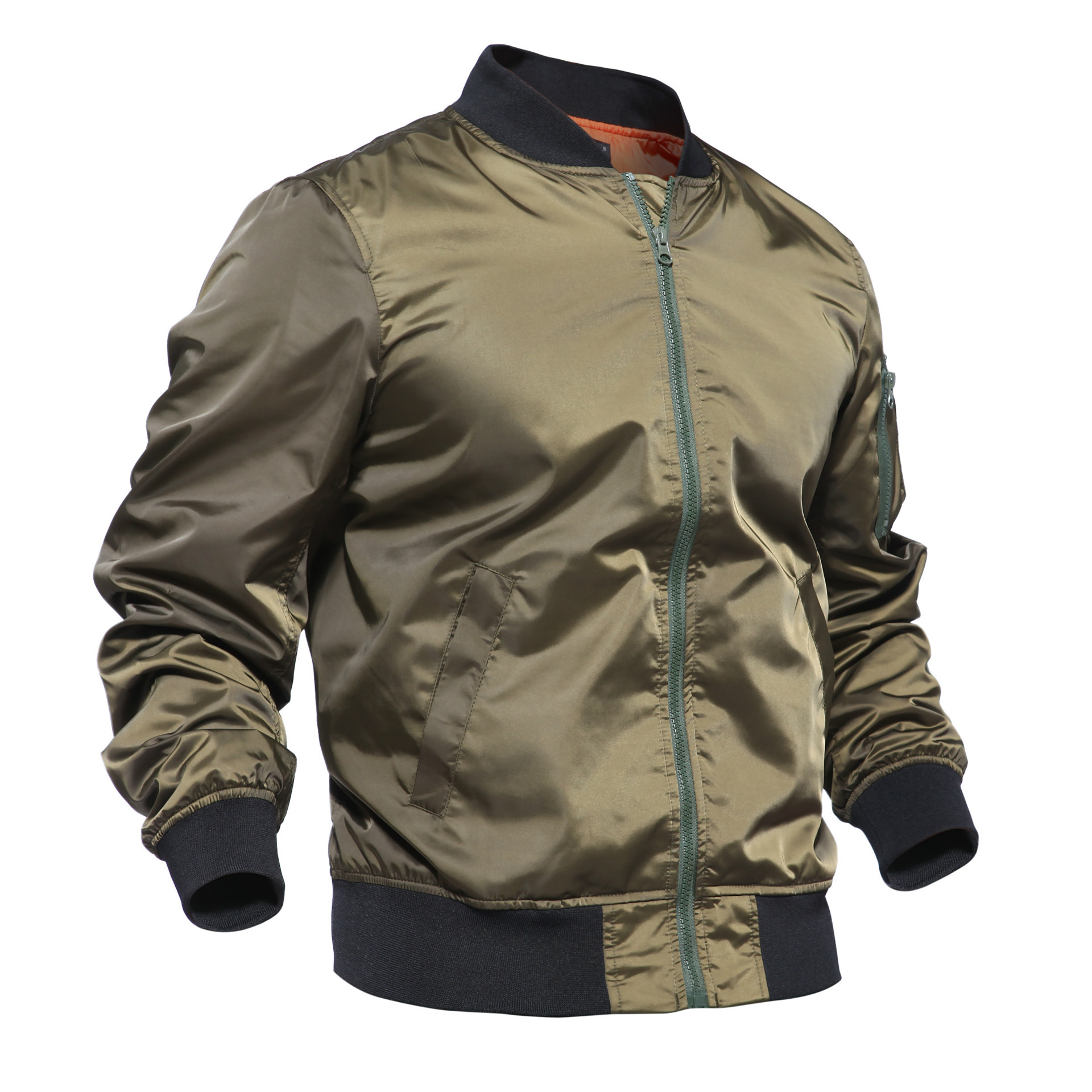 Brothers Run It Celebrity Style-American-Style Men New Style Tactical Casual Coat Pilots 101 Airborne Jacket