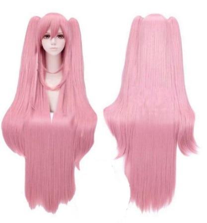 Аниме Серафим конца Owari no Seraph Krul Tepes униформа косплей костюм полный комплект платье наряд - Цвет: wigs
