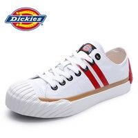 Original Dickies Fashion Men's Vulcanize Shoes Spring Summer Fashion Men Canvas Shoes Flats Casual Fashion Sneakers Q201M50LXS11