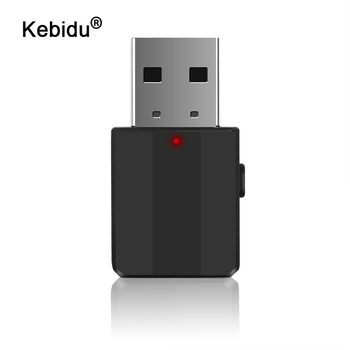 Odbiornik Audio Bluetooth 5.0 3.5mm Jack Adapter bezprzewodowy nadajnik Bluetooth Mini Stereo AUX RCA kabel USB do telewizora PC zestaw samochodowy