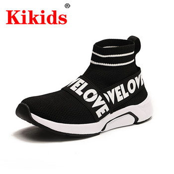 купить Kid Shoes Toddler Baby Boys Girls Solid Ankle Shoes for Children Kids Breathable Sport Shoes Sneakers Comfortable Baby Shoes в интернет-магазине