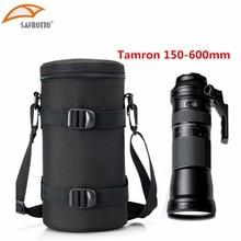 13 × 29.5センチメートルカメラのレンズポーチケースバッグのタムロン150〜600ミリメートルシグマ150〜600、150 500 & n 200 500ミリメートルレンズ