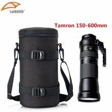 13x29.5cm Camera Lens Pouch Case Bag for Tamron 150 600mm Sigma 150 600, 150 500 & N 200 500mm lenses