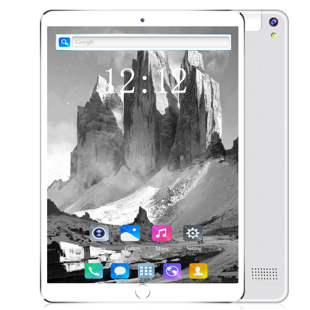 2020 MT8752 Newest 10.1 Inch 3G 4G Lte Tablet PC Ocat Core 6GB RAM 128GB ROM Dual SIM Card Android 8.0 IPS Tablet PC Kids Gifts