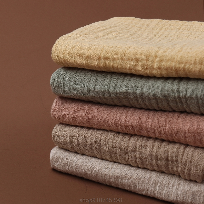 5pcs Baby Feeding Towel Soft Gauze Bath Towel Newborn Saliva Towel Burp Cloth D09 20 Dropshipping 1