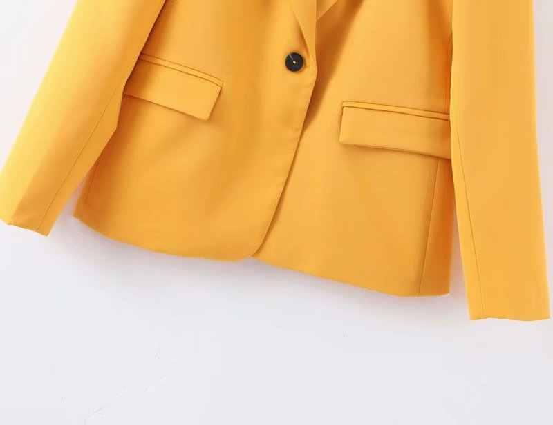 Woah 2019 XL65-2251 европейский и американский модный костюм куртка