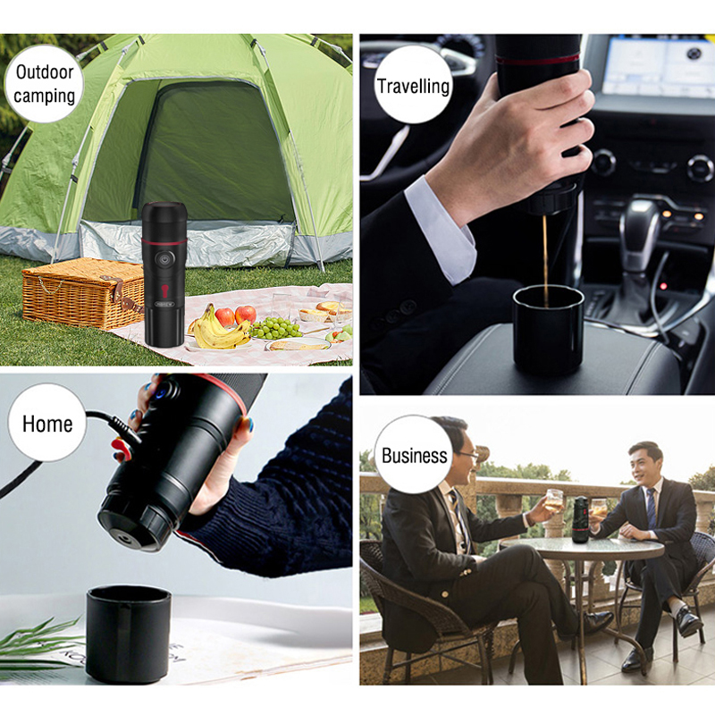 Portable Car Coffee Machine 6
