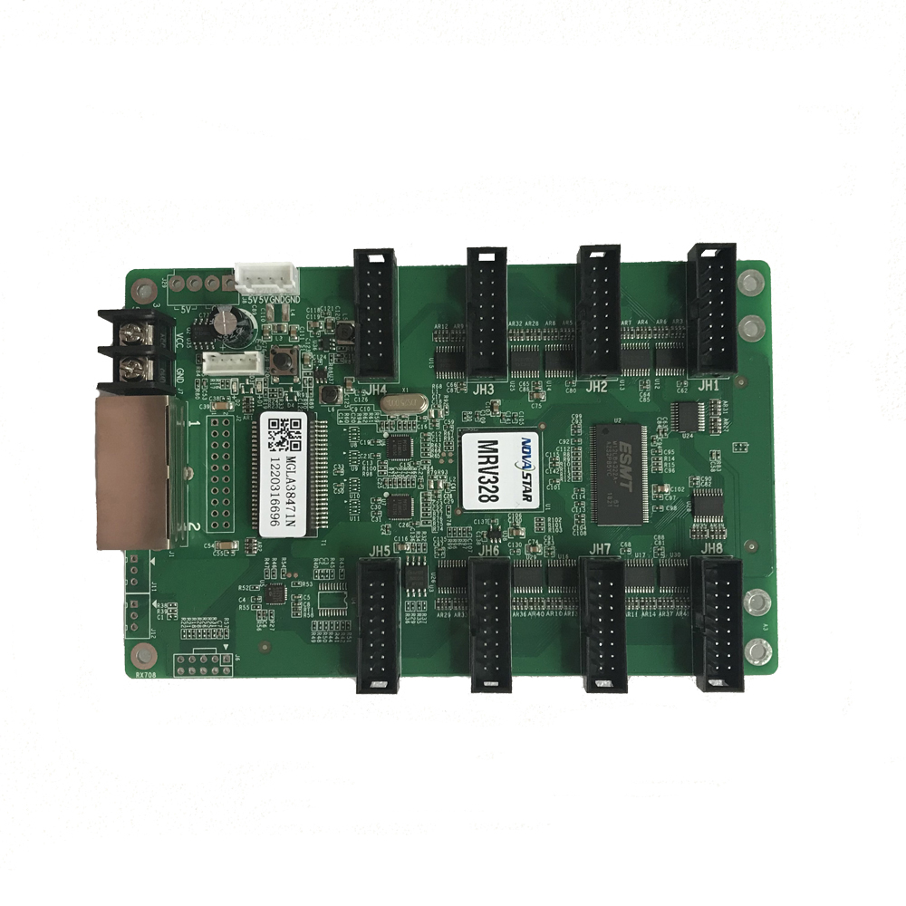 NOVA MRV328 Full Color Controller Card LED Display Screen Novastar Receiving Cards