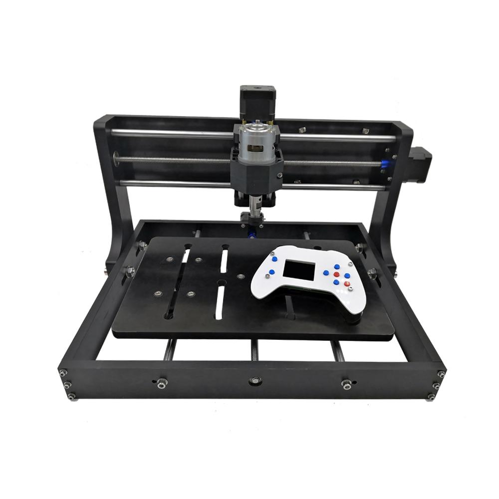 Image 5 - Cnc3020 máquina de gravação a laser 3 eixos fresagem de madeira corte roteador diy gravador a laser suporte offline controle 0.5 w 15 w potênciaRoteadores de madeira   -
