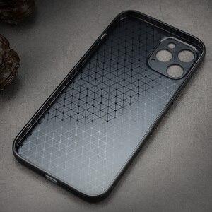 Image 4 - Carveit עץ כיסוי רך קצה בחזרה מקרים עבור iPhone 12 7 8 בתוספת מיני 11 פרו מקסימום X XS XR SE 2020 אביזרי טלפון מגן גוף