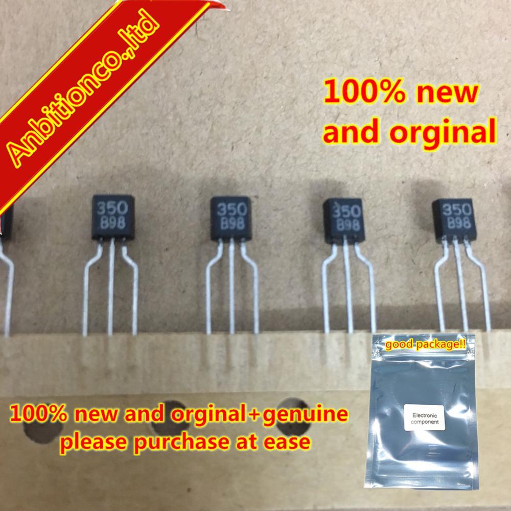 10pcs  100% New And Orginal KV1350NT KV350 350 TO-92 In Stock