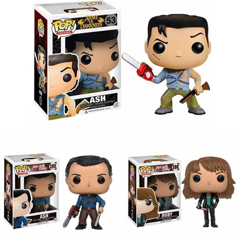 #32 ACE VENTURA Pet Detective Action Figure Collection For Gift Funko POP