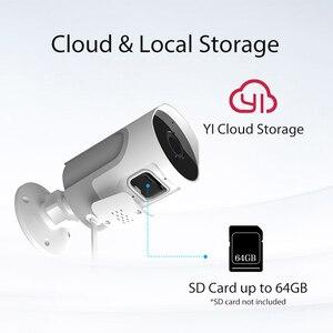 Image 5 - YI loT 야외 IP 카메라 풀 HD 1080p SD 카드 보안 감시 카메라 비바람에 견디는 야간 투시경 YI Cloud YI IOT APP
