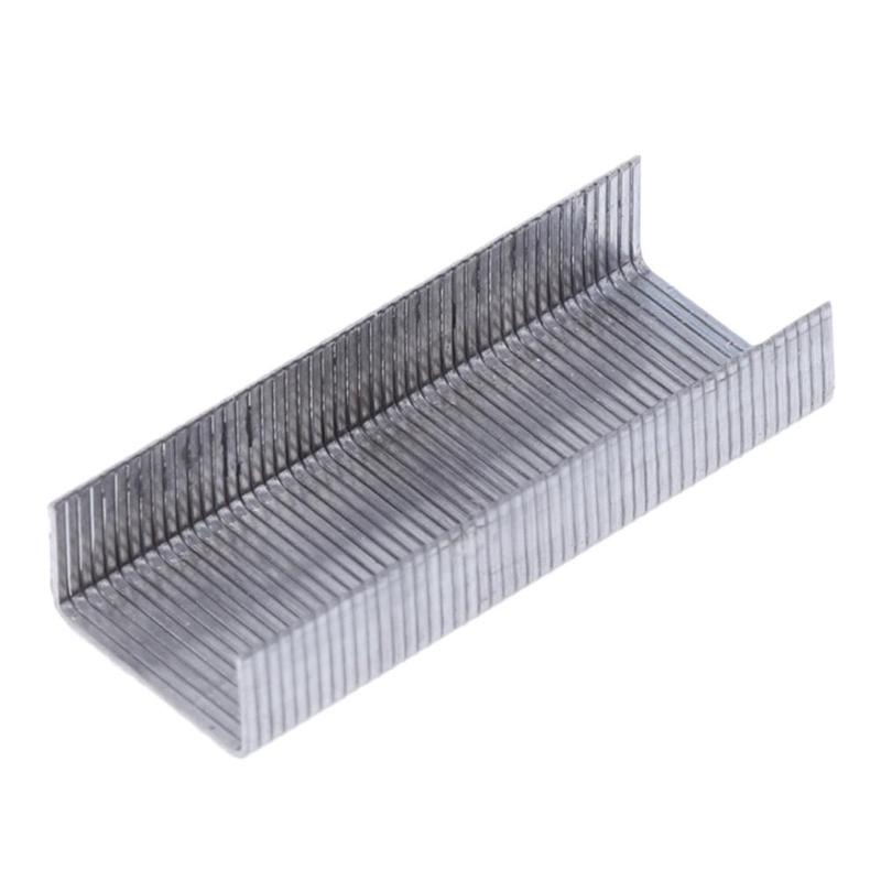 1000pcs SIZE NO 10 Staples Box For Desktop Stapler Metal Staples Normal R1Y5