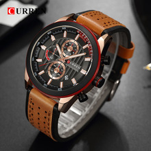 relogio Curren Fashion Watches Men Casual Military Sports Watch Quartz Analog Wrist Watches Clock sMale Hour Relogio Masculino все цены