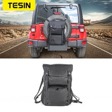 Tesin автомобильная запасная сумка для шин многофункциональная
