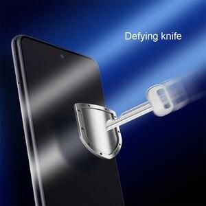 Image 5 - Samsung Galaxy A51 A71 5G M51 Note 10 Lite temperli cam tam kapsama ekran koruyucu için Nillkin 3D CP + Max cam filmi 9H