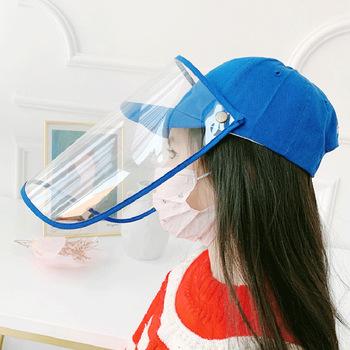 Czapka z daszkiem dla dzieci czapka z daszkiem czapka z daszkiem przeciwmgielna z pokrywa ochronna dla dziewczynek chłopcy LXY9 tanie i dobre opinie Pszczelarstwo Kapelusze Other