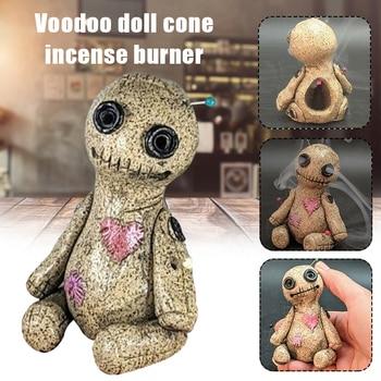Voodoo Doll Cone Burner  1