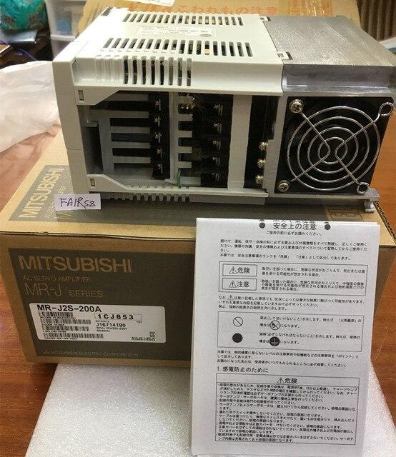 新オリジナル日本 mit サーボドライバ MR J2S 200A