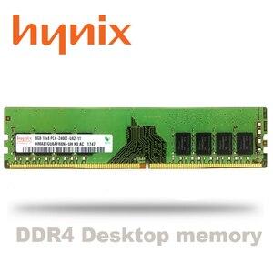Image 2 - Hynix  ddr4 ram 8gb 4GB PC4 2133MHz or 2400MHz 2666Mhz 2400T or 2133P 2666V DIMM Desktop Memory 16GB 8G 16G pc4 ram