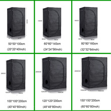 Hydroponics Plant-Light Grow-Tent Mylar Greenhouses Led-Grow Garden Indoor Room-Box Reflective
