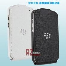 Trasporto libero di promozione Originale Cassa Del Cuoio Genuino per Blackberry Q10 di Affari di Vibrazione Del Sacchetto Del Manicotto per Blackberry Classic Q10 Della Copertura del Sacchetto