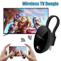 ТВ-Палка для Airplay для netflix Беспроводная для google для chromecast дисплей 4K для программный ключ WiFi для Android для dvb для hdmi