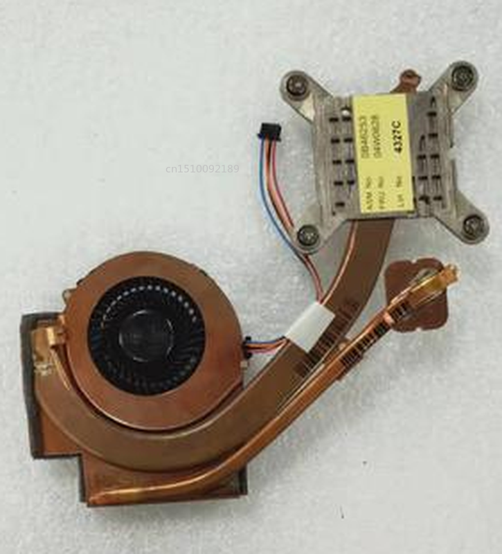 Free shipping original Product For Lenovo ThinkPad T420 T420I Laptop CPU Cooling Fan with Heatsink 04W0628