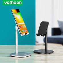 Vothoon стол мобильный телефон подставка держатель для iPhone Универсальный Регулируемый металлический Настольный стол планшет держатель Подст...