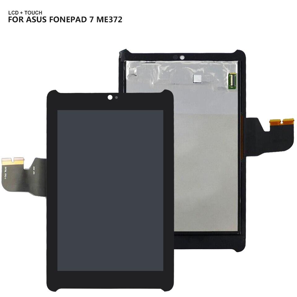 Bloc écran tactile LCD pour Asus Fonepad 7, pour modèles ME372CG, ME372, K00E