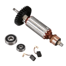 Replace Engine-Rotor MAKITA Anchor for Ga5030/Ga4530/Ga4030/.. 220-240V Armature HLZS-AC