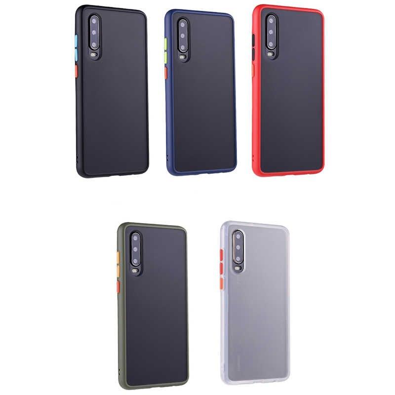 Fashion Matte Phone Case For Xiaomi Mi 9 T 9T Lite K20 Pro Luxury Back Phone Cover For Mi CC9 CC9E A3 Lite 8 8A Note 7 8 Pro