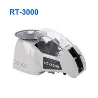 RT 3000 Automatic Tape Cutter Paper Cutter Paper Cutter Machine Slitting Sealing Machine Width 25mm Packaging Machine Paper Cut