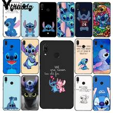 Yinuoda sprookje stained Lilo Stitch Phone Case voor Xiaomi Redmi4X 6A S2 Gaan Redmi 5 5Plus Note4 Note5 7 Note6Pro(China)