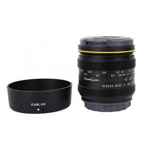 Image 4 - Kamlan 21mm F1.8 Portable Waterproof Mirrorless Camera Manual Fix Focus Prime Lens for Fuji FX/ M4/3  Manual Focus Lens