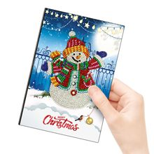 christmas Arrivals Notebook diy Diamond Painting A5 Diary Book Embroidery Sale Mosaic Pictures  Gift