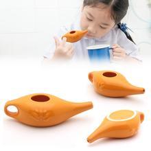 Керамика промыватель Для Носа носа набор для мойки удобный носик горшок для пазухи ринит, не вызывает аллергию