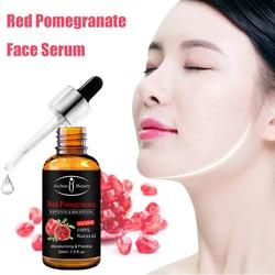 30ml Red Pomegranate Essence Oil Anti-Aging Moisturizing Makeup Nourishing Facial Skin Care Serum Whitening Shrink Pores Essence