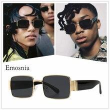 2019 Steampunk Square Sunglasses Men Women Luxury Brand Retr