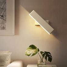 Акриловая настенная лампа минималистичный настенный светильник